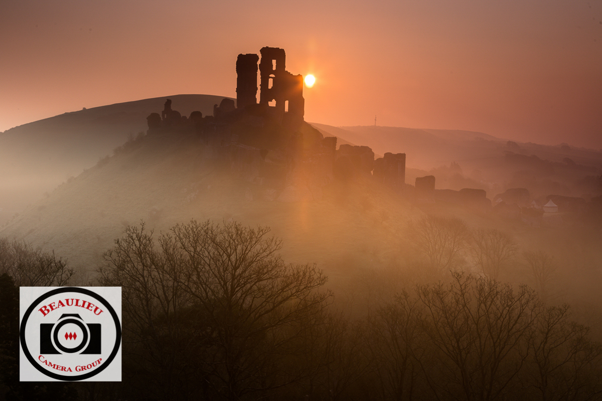 Vanessa Bateson Misty Sunrise at Corfe